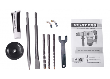 Перфоратор Start Pro SRH-1600 - 7