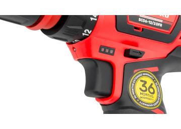 Шуруповерт аккумуляторный Start Pro SCD6-12/2 DFR - 11