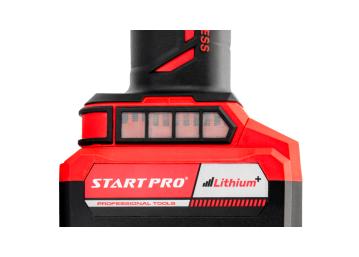 Шліфмашина кутова акумуляторна Start Pro SAG2-21/2B BRUSHLESS - 11