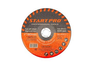 Круг отрезной START PRO_180 x 1.6 x 22.23, уп.25 шт. - 1
