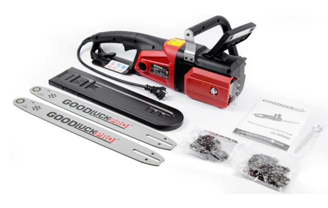 Электропила цепная Goodluck Pro GL3000E - Комплектация