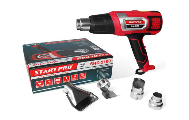 Фен промышленный Start Pro SHG-2100 - Комплектация