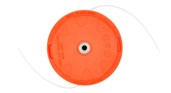 """Катушка для триммера """"Gardena"""" (металлическая кнопка) с леской и автоматической намоткой SL005 Start Pro 4235"""