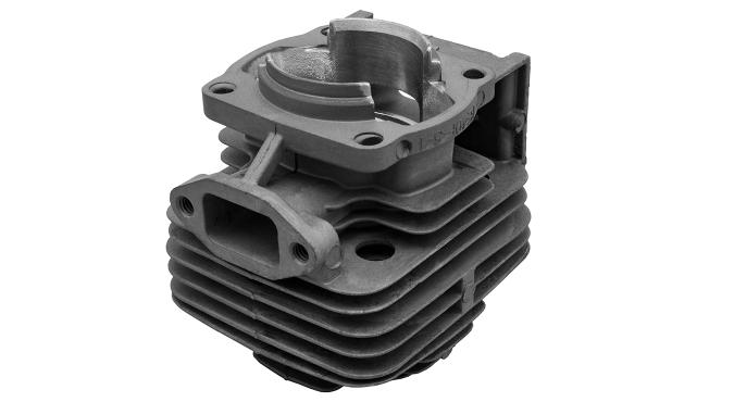 BC430(H)_Цилиндр в сборе D40 мм с прокладкой для триммера бензинового 1E40F-5 Start Pro 4178