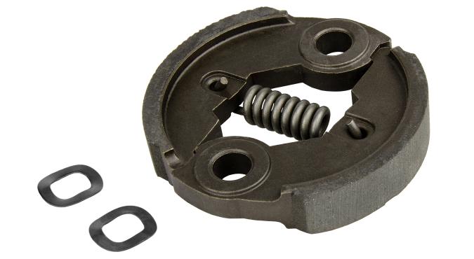 BC430/520(H)_Зацепление металлическое с короткой пружиной и двумя шайбами в сборе для триммера бензинового 1E40F Start Pro 4191
