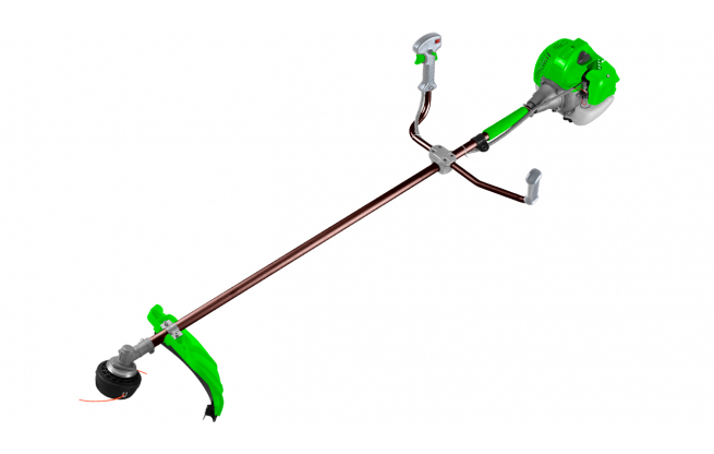 Мотокоса GREEN GARDEN GGT-5600 (1 нож, 1 катушка) - Комплектация