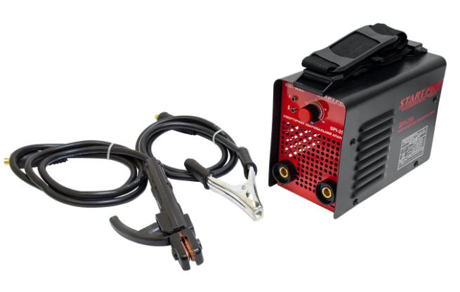 Инвертор сварочный Start Pro SPI-250 - Комплектация