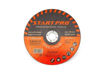 Круг отрезной START PRO_180x2.0x22.23, уп.25 шт. - 1