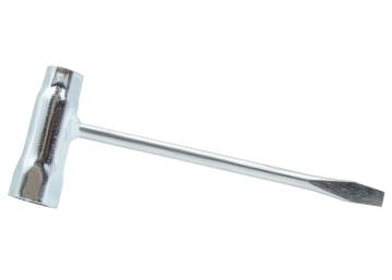 Ключ свечной усиленный 19/13, длина 160 мм Start Pro 4216 - 1