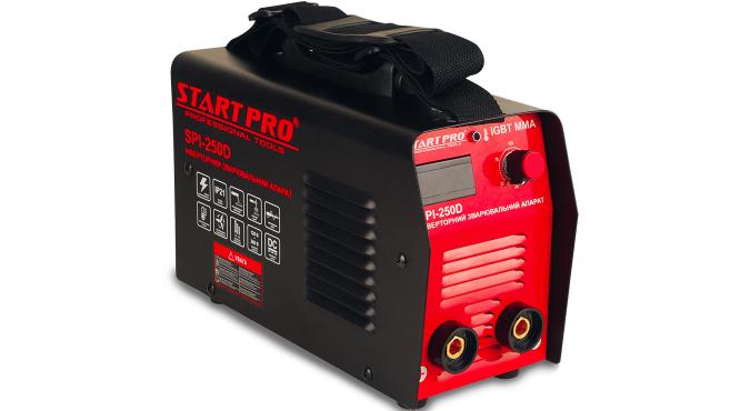 Инвертор сварочный Start Pro SPI-250 D