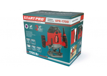 Ручной фрезер Start Pro SPR-1700 - 10