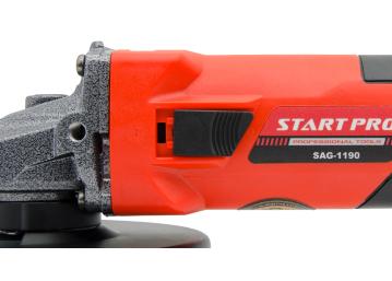 Шлифмашинка угловая Start Pro SAG-1190 - 8