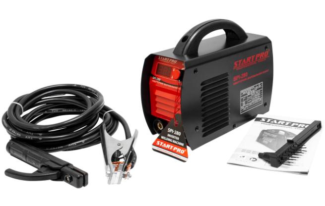 Инвертор сварочный Start Pro SPI-280 - Комплектация