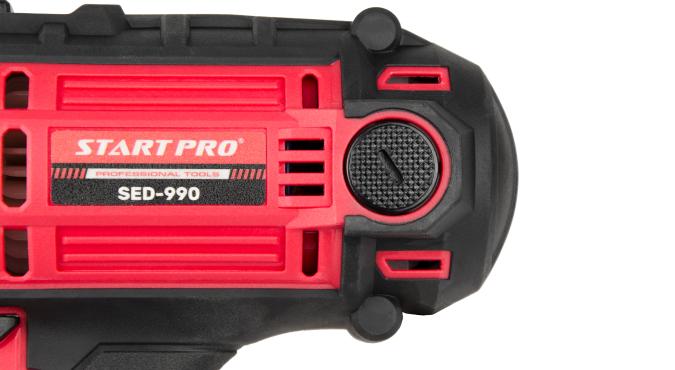 Cетевой шуруповерт Start Pro SED-990