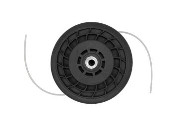 Катушка для триммера с леской и металлической кнопкой на подшипнике с автоматической намоткой SL001 Start Pro 4231 - 2