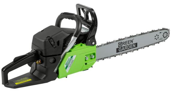 Бензопила цепная Green Garden GCS-5020L - описание