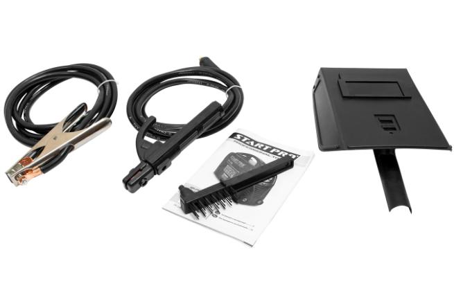 Инвертор сварочный Start Pro SPI-300 - Комплектация