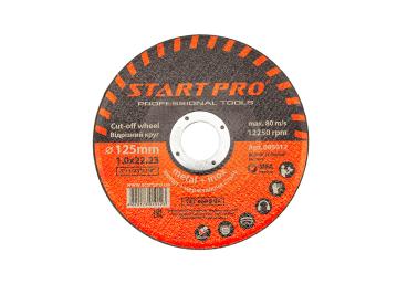 Круг отрезной START PRO_125x1.0x22.23, уп.25 шт. - 1