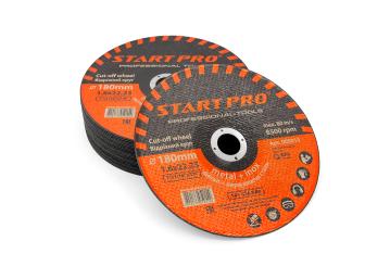 Круг отрезной START PRO_180 x 1.6 x 22.23, уп.25 шт. - 3