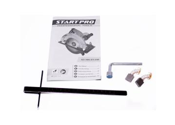 Пила циркулярная Start Pro SCS-2500 - 6