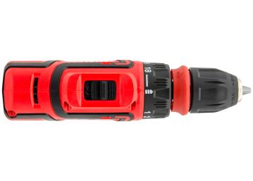 Шуруповерт аккумуляторный Start Pro SCD6-12/2 DFR - 7