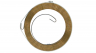 BC430(H)_Пружина стартера узкая спиральная для триммера бензинового 1E40F-5 Start Pro 4190