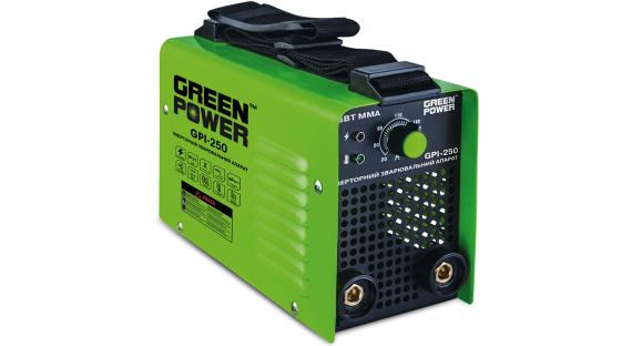 Инвертор сварочный Green Power GPI-250 - описание