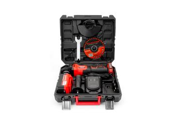 Шліфмашина кутова акумуляторна Start Pro SAG2-21/2B BRUSHLESS - 12