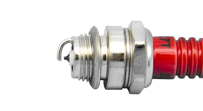 "Свеча зажигания ""IRIDIUM POWER"" (2T) для триммера бензинового 1E40F-5/1E44F-5 Start Pro 4212"