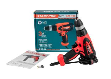 Дрель электрическая Start Pro SED-920 - 8