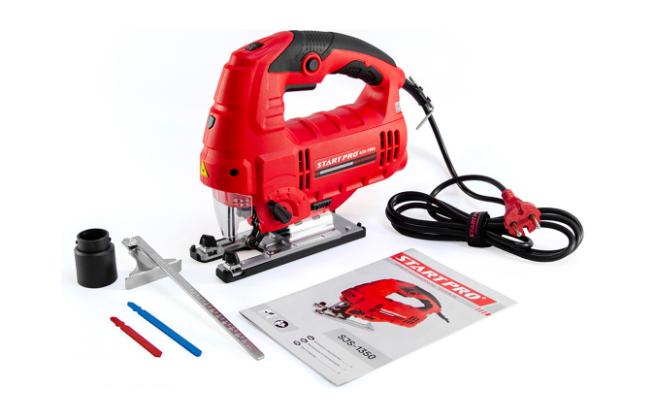 Лобзик электрический Start Pro SJS-1350 - Комплектация