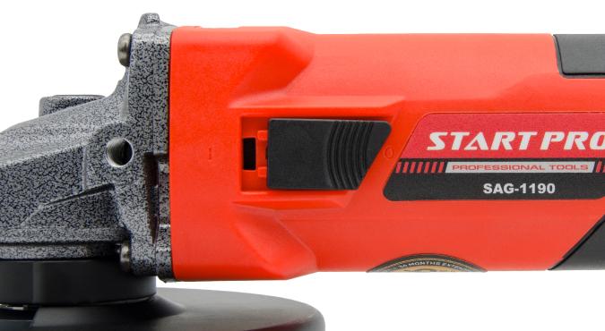 Шлифмашинка угловая Start Pro SAG-1190