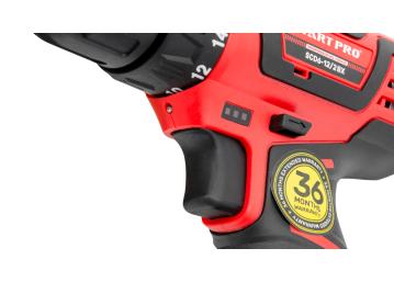 Шуруповерт акумуляторний Start Pro SCD6-12/2 BX - 9