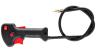 BC430/520(H)_Ручка газа в сборе без металлической трубки (RH002) для триммера бензинового Start Pro 4182
