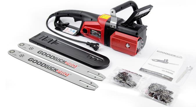 Электропила цепная Goodluck Pro GL3000E