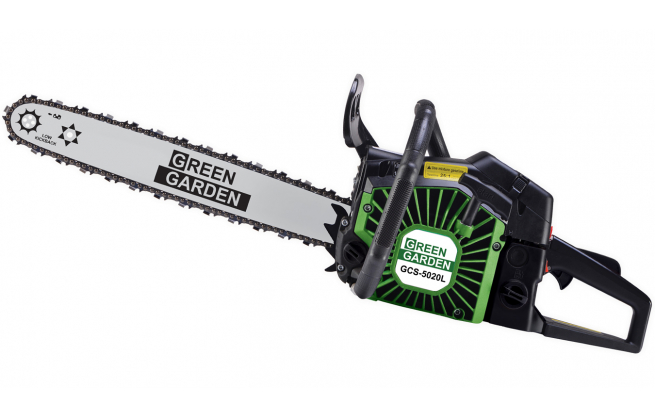 Бензопила цепная Green Garden GCS-5020L/15 - Комплектация