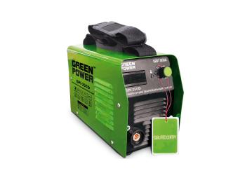 Инвертор сварочный Green Power GPI-250 D - 1