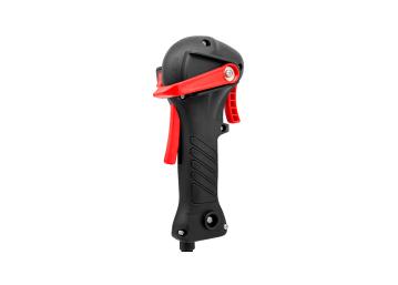 BC430/520(H)_Ручка газа с автоматическим регулированием газа в сборе без металлической трубки (RH001) для триммера бензинового Start Pro 4181 - 5