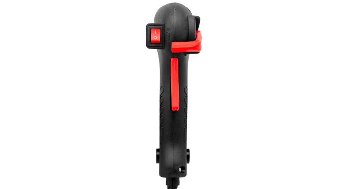 BC430/520(H)_Ручка газа с автоматическим регулированием газа в сборе без металлической трубки (RH001) для триммера бензинового Start Pro 4181