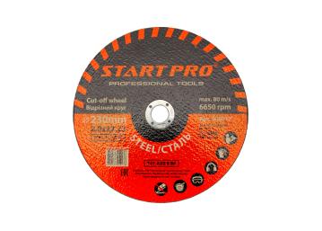 Круг отрезной START PRO_230x2.0x22.23, уп.25 шт. - 1