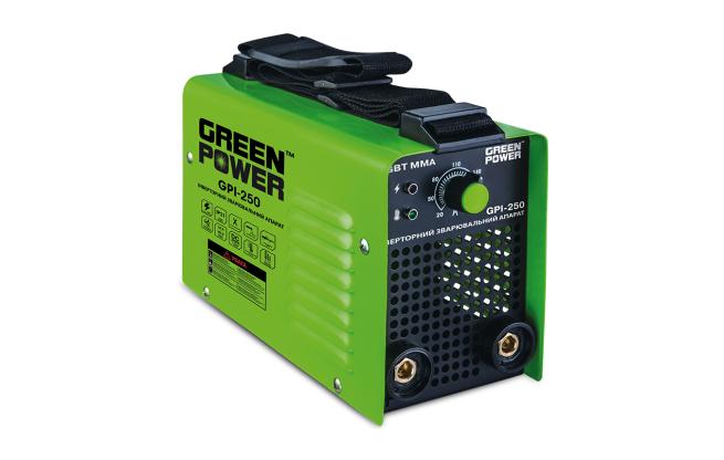 Инвертор сварочный Green Power GPI-250 - Комплектация