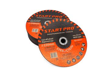 Круг отрезной START PRO_230x2.0x22.23, уп.25 шт. - 3